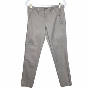 Vince Tan Slim Leg Khaki Chino Pants size 6